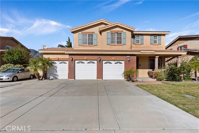 15116 Fox Ridge Drive, Fontana, CA 92336