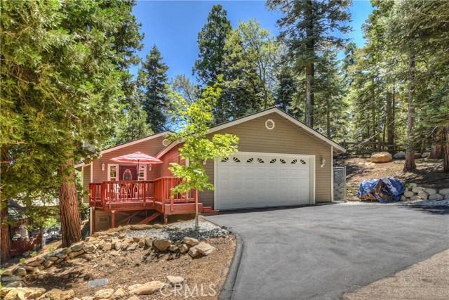 300 Cedarbrook Drive, Twin Peaks, CA 92391