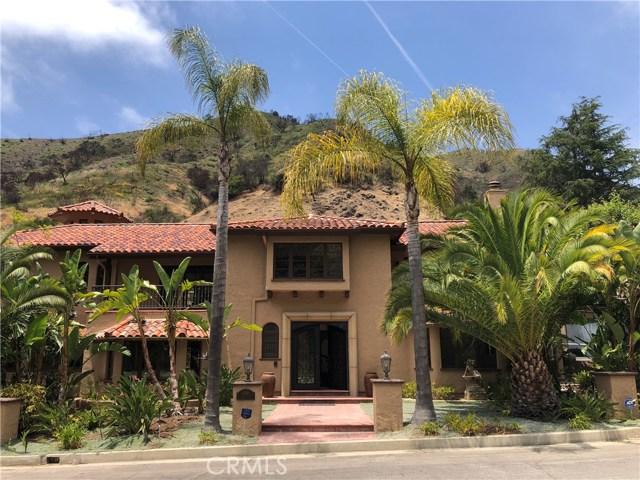 1345 Moraga Drive, Los Angeles, CA 90049