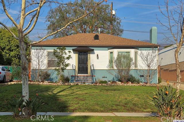 1643 Broadview Drive, Glendale, CA 91208