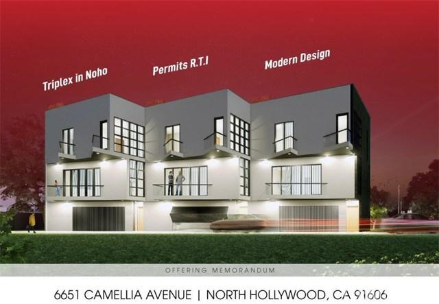 6651 Camellia Avenue, North Hollywood, CA 91606