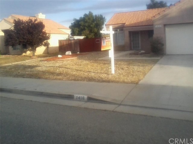 1416 Sweetgum Avenue, Rosamond, CA 93560