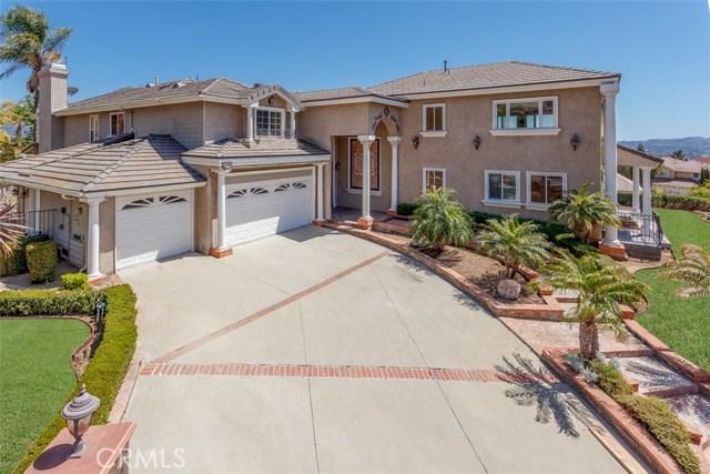 22600 Hidden Hills Rd, Yorba Linda, CA 92887