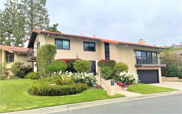 1800 Via Estudillo, Palos Verdes Estates, California 90274, 4 Bedrooms Bedrooms, ,3 BathroomsBathrooms,For Rent,Via Estudillo,SB21101675