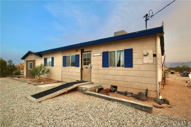 63011 Shifting Sands Dr, Joshua Tree, CA 92252 Photo