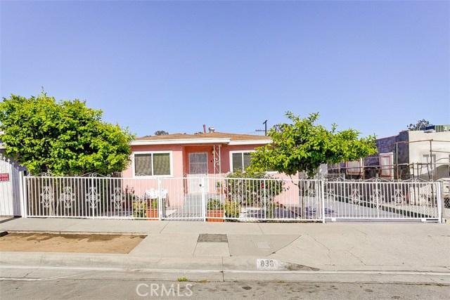 836 CORDOVA Avenue, East Los Angeles, CA 90022