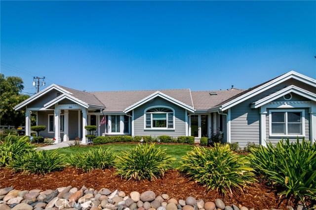 380 Crestmont Drive, San Luis Obispo, CA 93401