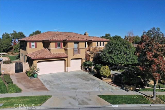 1503 Beacon Ridge Way, Corona, CA 92883