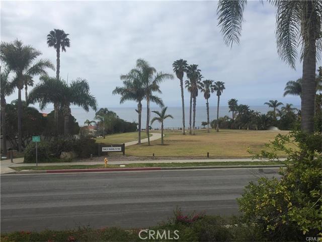 Across the street from the ocean and Vanderlip Park