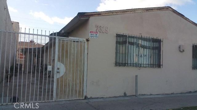 7319 S Central Avenue, Los Angeles, CA 90001