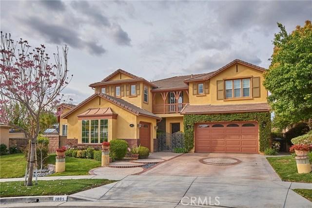 1605 Tyler Drive, Fullerton, CA 92835