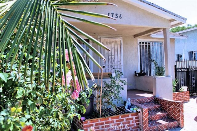 1736 E 106th Street, Los Angeles, CA 90002