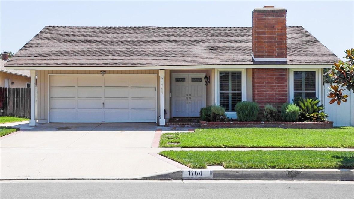1764 N Holbrook Street, Anaheim Hills, California