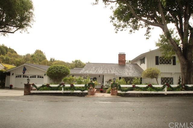 27616 Sunnyridge Road, Palos Verdes Peninsula, California 90274, 3 Bedrooms Bedrooms, ,2 BathroomsBathrooms,For Sale,Sunnyridge,PV12146892