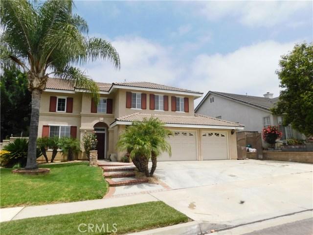2854 Hawk Road, Chino Hills, CA 91709