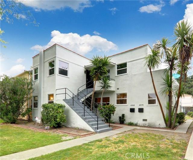 4068 Creed Avenue, Los Angeles, CA 90008