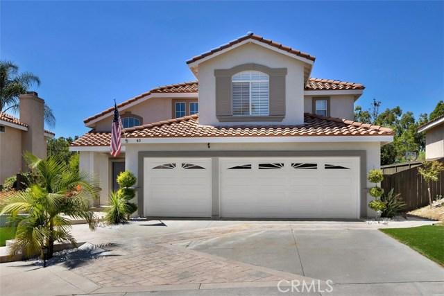 43 Via Tronido, Rancho Santa Margarita, CA 92688