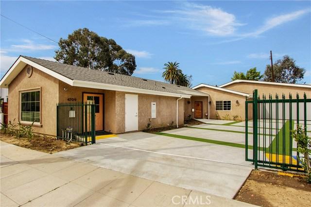 4709 Long Beach Boulevard, Long Beach, CA 90805