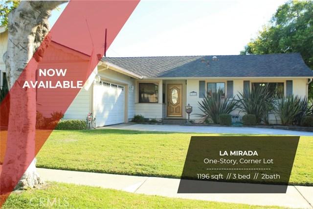 15104 Valeda Drive, La Mirada, CA 90638
