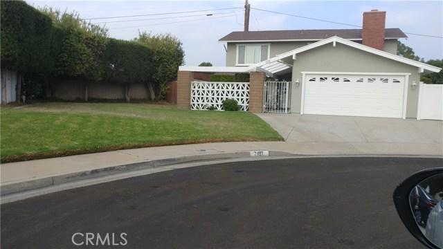 Photo of 7151 Rampart Lane, La Palma, CA 90623