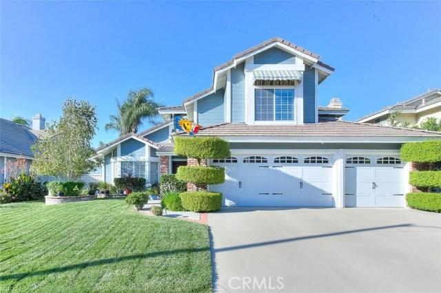 1674 Rosemist Lane, Chino Hills, CA 91709