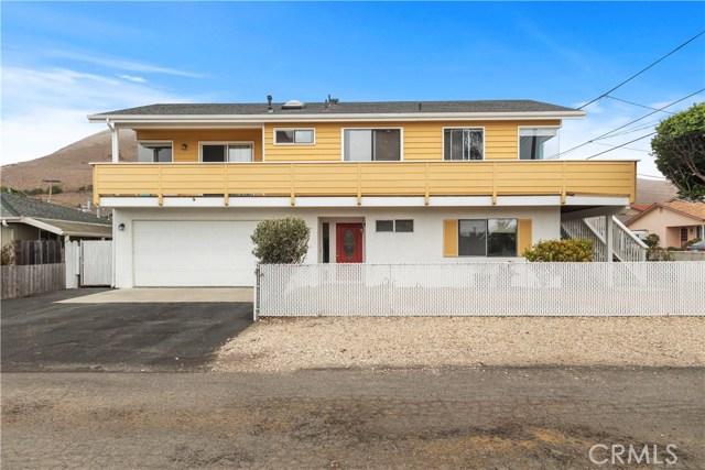 401  Java Street, Morro Bay, California