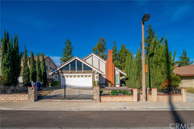 A beautiful home located in The Crossing at Phillips Ranch.  3 bedroom 2 bathrooms ready to move-in!!! upgrades new laminate flooring and brand new double-layer UV Protection glass, freshly painted exterior and interior. Conveniently located near the 60, 71 freeways and minutes to Diamond Ranch High School, 99 Ranch, and Costco, walking trails, parks, dog park, and entertainment. Don't miss out on this opportunity to live in this serene neighborhood!