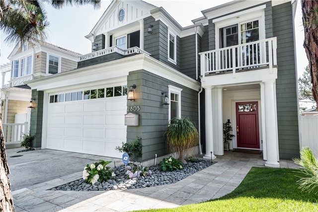2805 Palm Avenue, Manhattan Beach, CA 90266