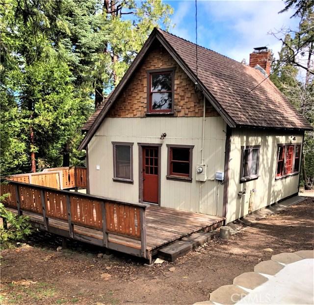 26088 Mile Pine Road, Twin Peaks, CA 92391