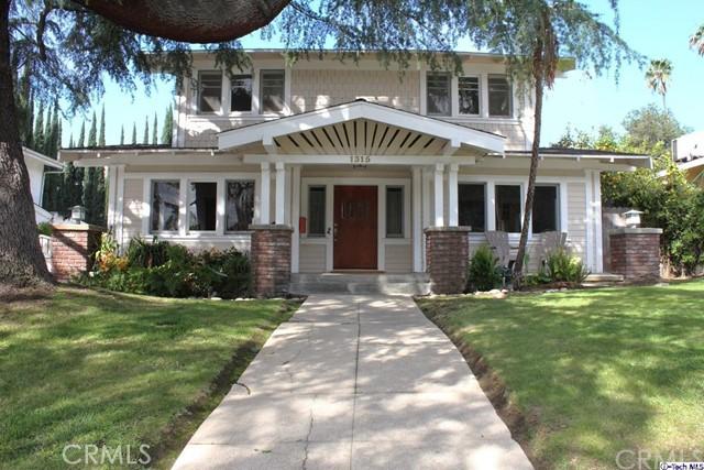 1315 Campbell Street, Glendale, CA 91207