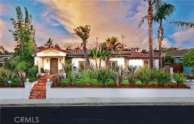 234 Via Pasqual, Redondo Beach, CA 90277