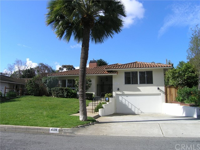 4128 Via Solano, Palos Verdes Estates, California 90274, 3 Bedrooms Bedrooms, ,1 BathroomBathrooms,Single family residence,For Lease,Via Solano,PV19063055