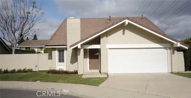 17 Sanderling, Irvine, CA 92604