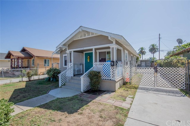 Cash positive Craftsman TRIPLEX in the heart of Long Beach. All units are under market rent with plenty of upside potential! Perfect opportunity to live in one and rent out the other two. The front home is a large 2 bed 1 bath + den (renting for $1700/mo). The back home consists of two 1 bed 1 bath units (renting for $1000/mo & $800/month). All 3 units have washer/dryer hook-ups inside each unit, and there is space for 4 assigned parking spaces and a long driveway for additional parking. In the front home enjoy hardwood floors, recessed lighting, granite countertops, remodeled bathroom, new paint inside and out, and a new roof within the last 2 years. In the back two units enjoy fresh paint inside, new blinds, new modern light fixtures, large front room, great sized bedroom and a bathroom with washer dryer hookups and a door out to the yard. Property has 3 gas meters, 3 electric meters and 1 water meter.