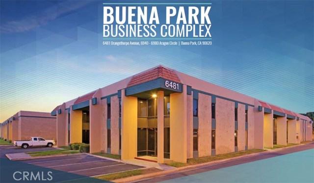 6481 Orangethorpe Avenue, Buena Park, CA 90620