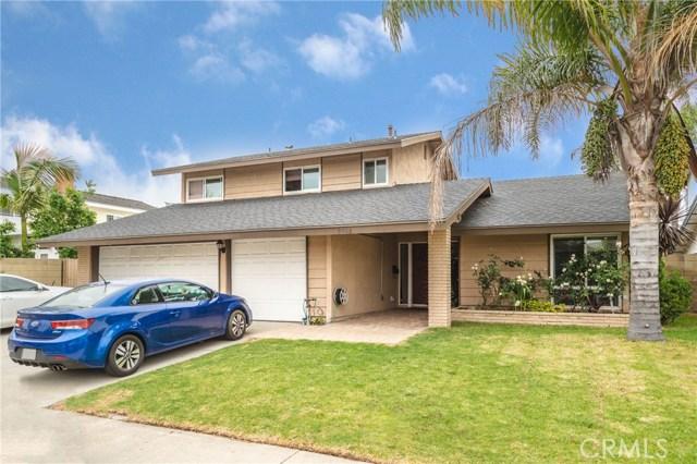 9065 Buttercup Avenue, Fountain Valley, CA 92708