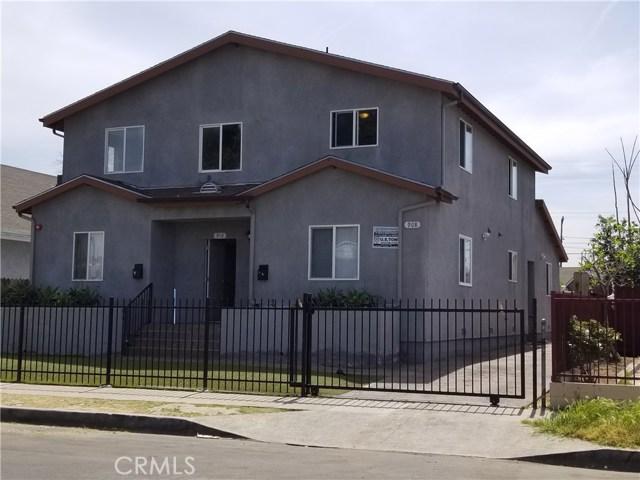 910 E 50TH Street, Los Angeles, CA 90011