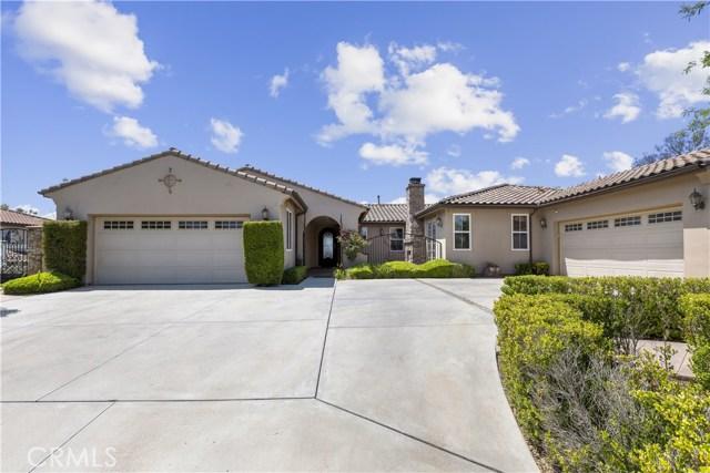 16718 Eagle Peak Road, Riverside, CA 92504