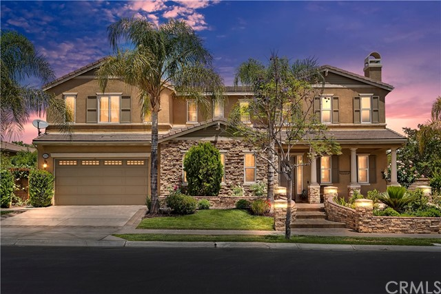 Photo of 8458 Sunset Rose Drive, Corona, CA 92883
