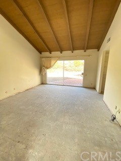Family Room/ open up wall to kitchen on right side