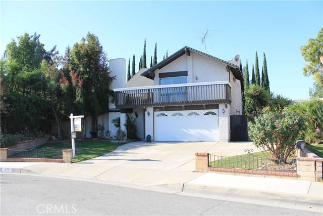 175 S Dommer Avenue, Walnut, CA 91789