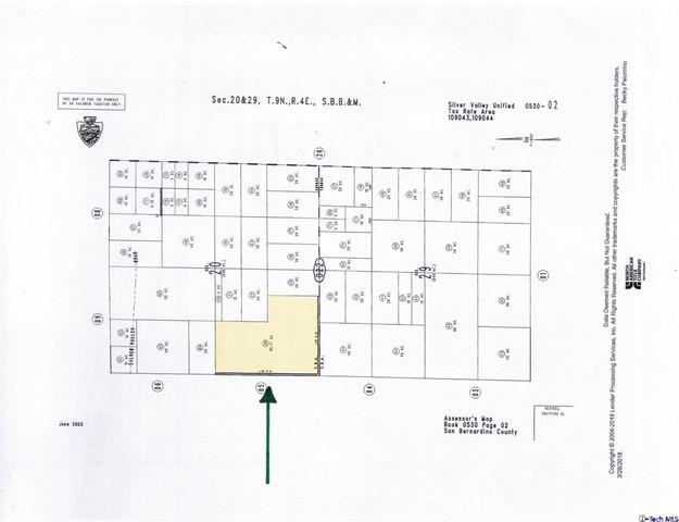 0 0530-022-30, Newberry Springs, CA 92365