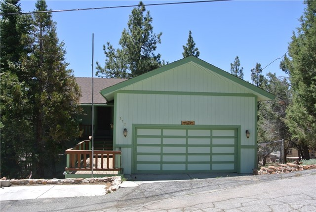 372 Mullins Drive, Big Bear, CA 92314