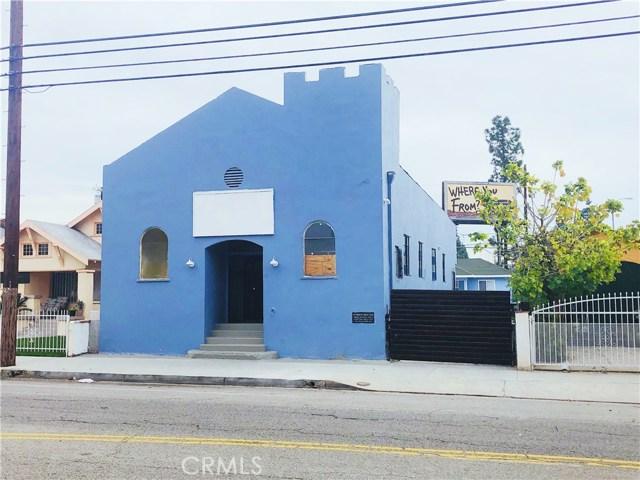 3812 San Pedro, Los Angeles, CA 90011