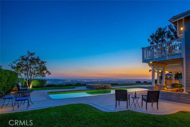 4795  Sky Ridge Drive, Yorba Linda, California