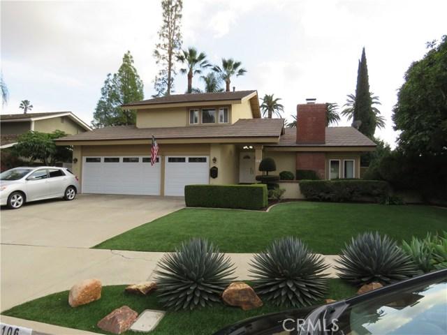 106 Demmer Drive, Placentia, CA 92870