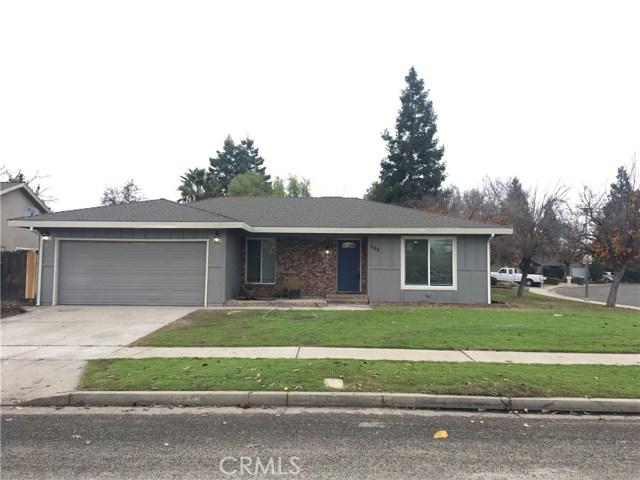 689 El Portal Drive, Merced, CA 95340