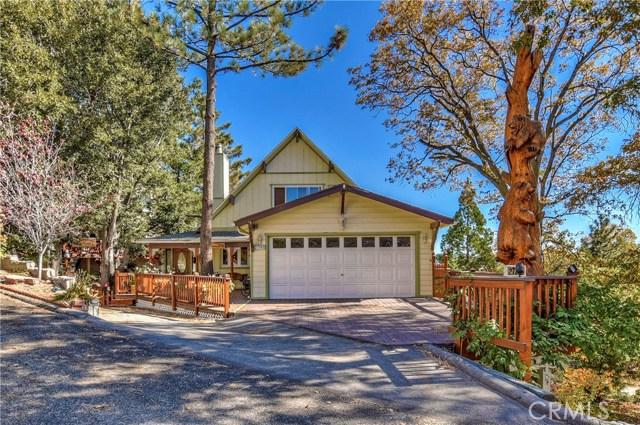 27393 Bison Drive, Lake Arrowhead, CA 92352