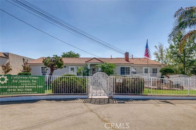 1061 E Bradley Avenue, El Cajon, CA 92021