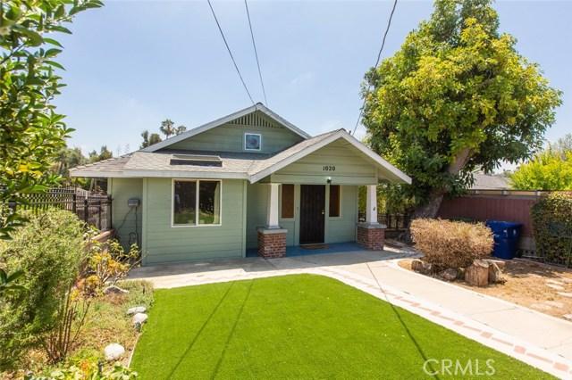 1020 Glen Arbor Avenue, Eagle Rock, CA 90041